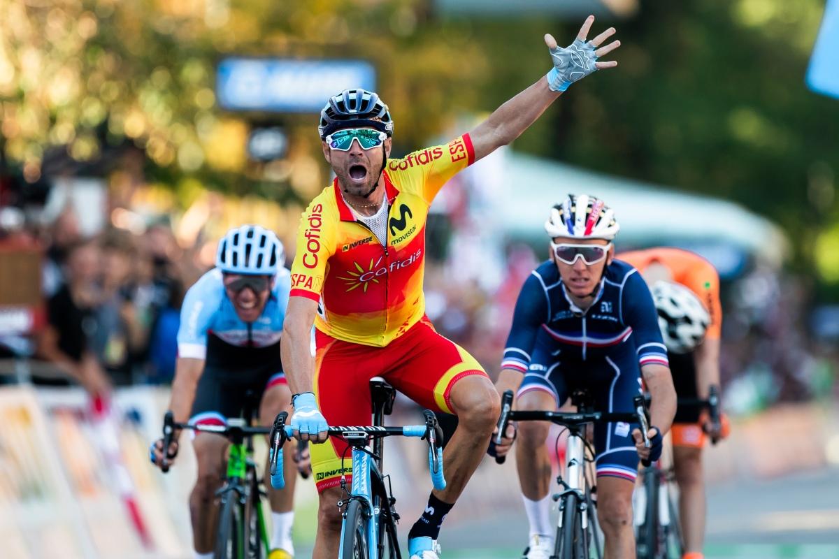 UCI 2018 Road World Championships